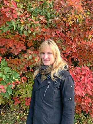 Cecilia Lindahl, forskare inom säker djurhantering vid forskningsinstitutet Rise.