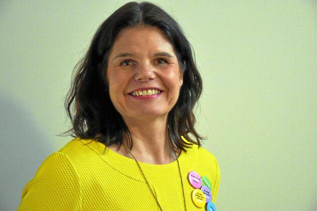 Sofia Karlsson, regionordförande i LRF Västra Götaland
