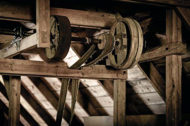 Traditionen av kvarnar är lång i Risslingby. Karlösa kvarn har anor från 1800-talet.