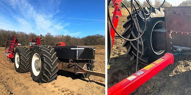 Förarlös traktor snart redo för test