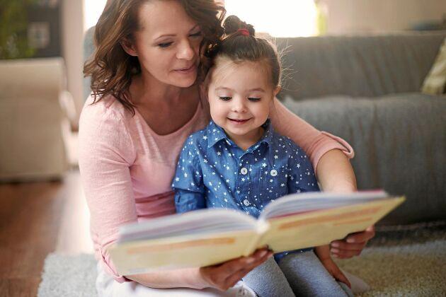 Det är inte bara mysigt att läsa för barnen – det är oerhört nyttigt för barnets utveckling visar forskning.