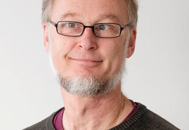 Jan Hultgren, veterinär vid SLU och en av författarna till yttrandet.