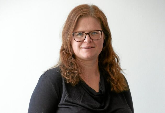 Anna Stjernström.