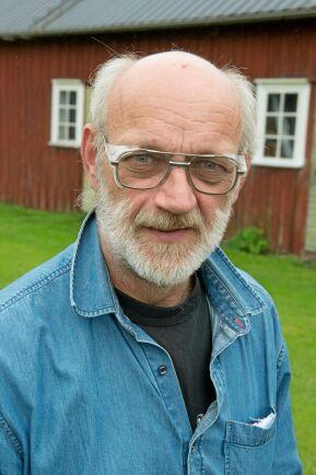 Göran Andersson i Tengene, Grästorp, tänker inte sluta med industrihampa, trots motgångar hos en rad myndigheter.