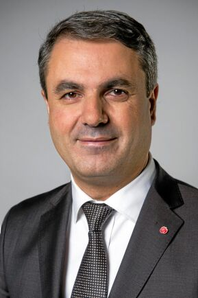 Ibrahim Baylan (S) blir ny chef för Näringsdepartementet.