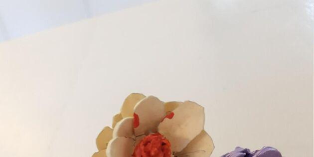 Kottblommor – så gör du påskens sötaste pyssel!
