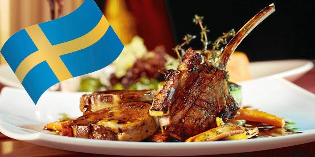 Förslag: Restauranger ska redovisa ursprung på kött