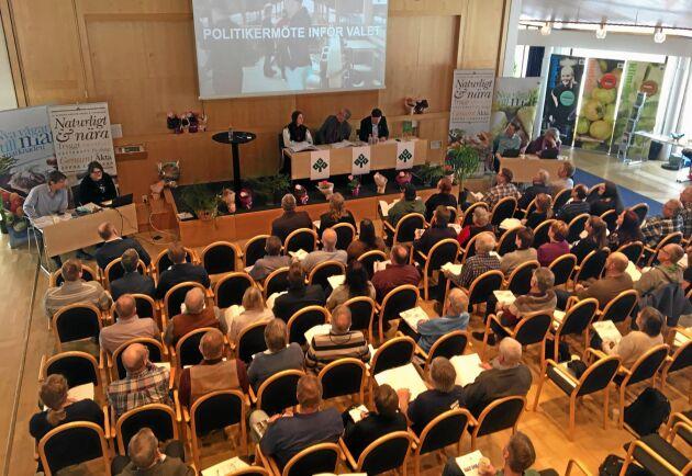 Regionens årsberättelse videoredovisades på Dalarnas regionstämma.