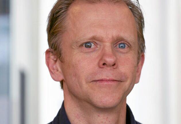 Thomas Dalkvist, landsbygdsutvecklare på Jordbruksverket.