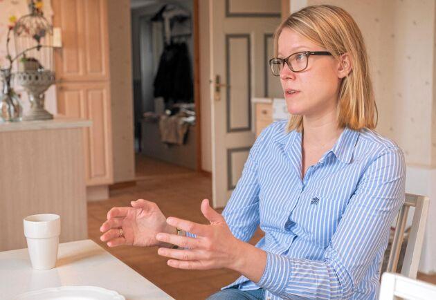 Kristina Yngwe (C). Arkivbild.