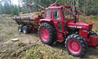 Budgetbygge när trotjänaren anpassades för skogen