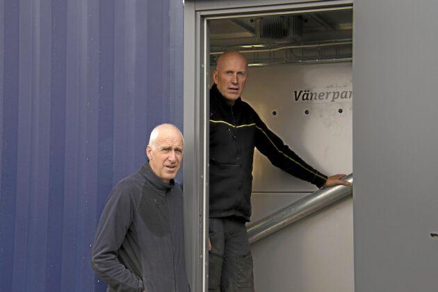 Bengt och Per Edsgård.
