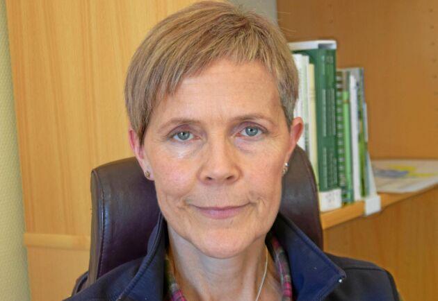 Elisabeth Thisner, rådgivare Hushållningssällskapet Skara.