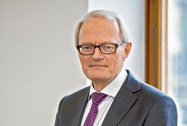 Gunnar Larsson, Kammarkollegiet.