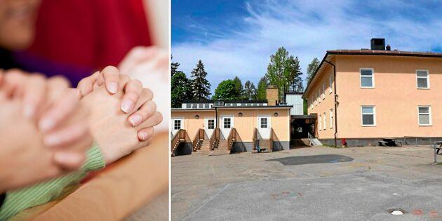 """Ramsbergs kyrka ber för byskolan: """"Bönen det enda vi har kvar"""""""