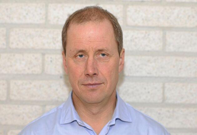 Allan Hansson, produktchef på Kongskilde Överum.