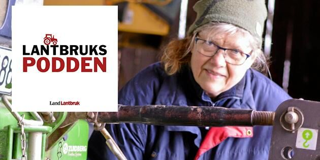 Lantbrukspodden: Varför så få kvinnliga växtodlare?