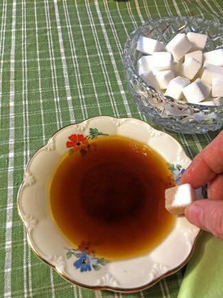 Dricka på bit – ett sätt att sätta guldkant på kaffestunden.