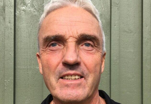 Gert Eriksson, kursledare sågverksoperatörutbildningen.