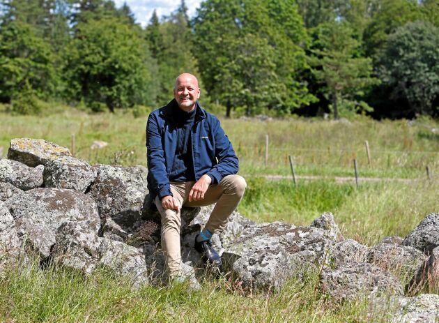 Magnus Oscarsson (KD) anser at det är hög tid för regeringen att låta livsmedelsstrategin genomsyra alla myndigheter.