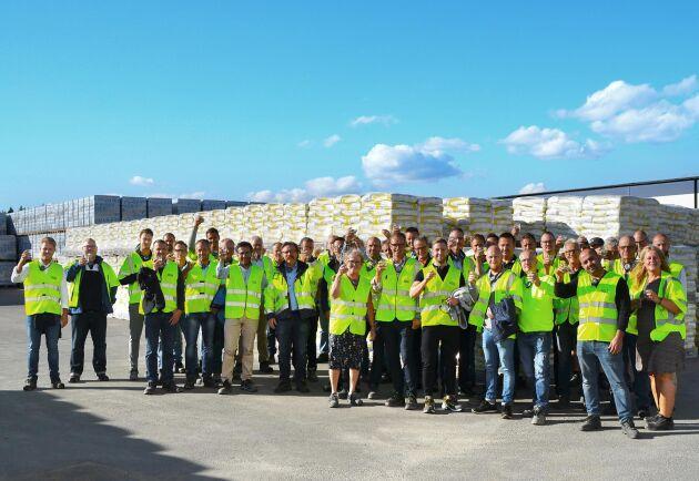 Ett flertal nya jobbtillfällen skapas när Finja ökar sin verksamhet i Strängnäs.