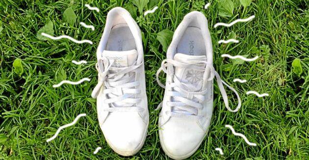 Bli av med dålig lukt i skorna! 3 smarta tips  8a4d7d6d585ea