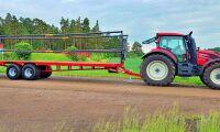 Populär balvagn växer med tre meter
