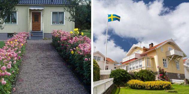 Sekelskifte eller funkis – så här vill flest svenskar bo!