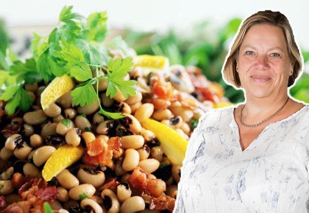 Det går att odla råvaror till köttsubstitut även i Sverige, skriver Lena Johansson.