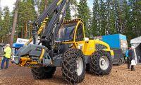 Nya skogsmaskiner från Sampo