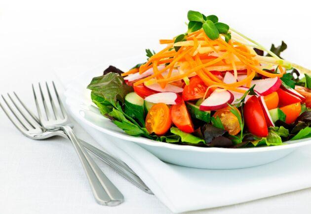 Skolverket serverar nu enbart vegetarisk mat på sina konferenser och interna möten, vilket är en del av myndighetens arbete för miljön.