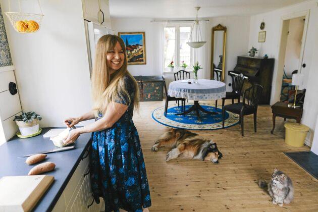 Therese Birath tipsar om ett kemikaliefritt liv i sin blogg Kemikalieklok.