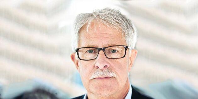 """Sverker Olofsson: """"Lokala politiker vågar inte längre säga vad de tycker"""""""