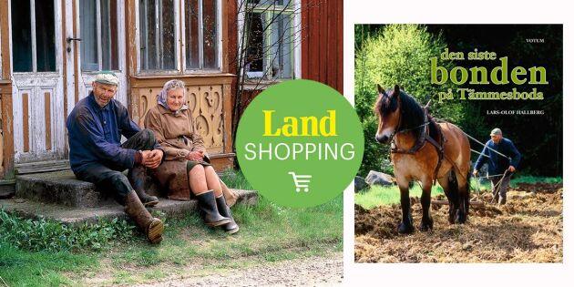 En fantastisk bilddokumentation om bondeliv på gammalt vis.