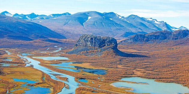 Undersökning: Vi vill ha fler nationalparker!
