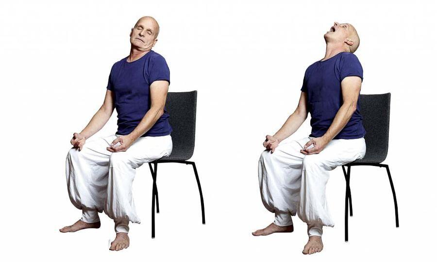 Land.se tipsar om fem bra övningar som kan bota yoga.