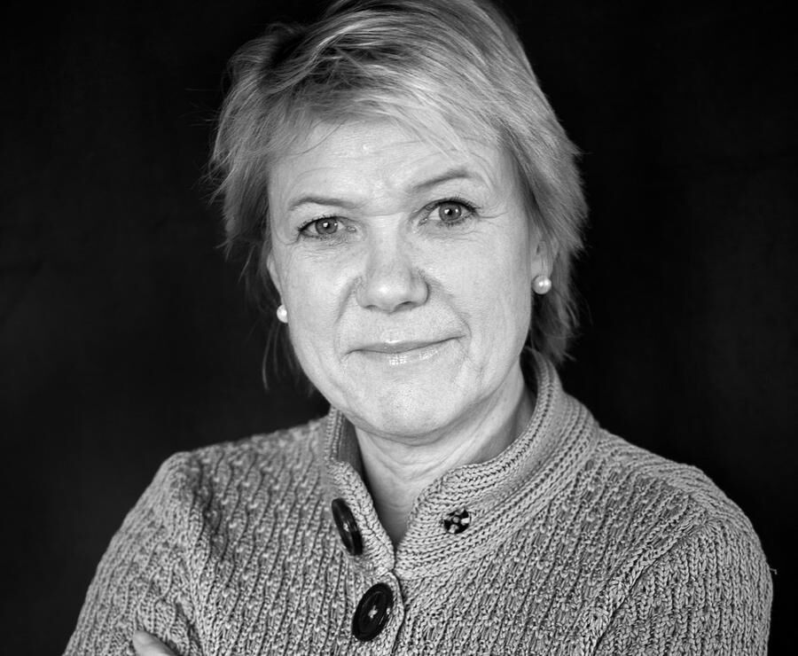 Agneta Lagercrantz.