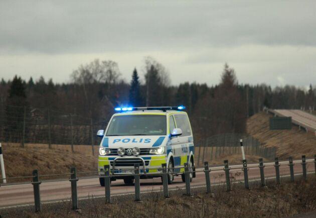 På väg. Polisen i Halland har fått 22 anmälningar de senaste två veckorna om inbrott på gårdar och lantbruk.