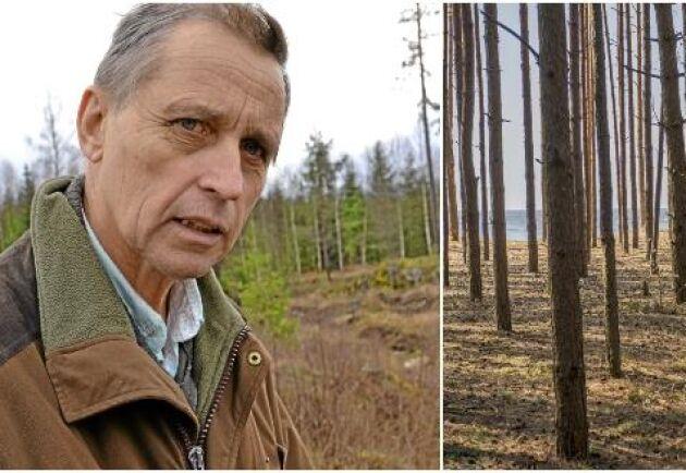 SCA kommer att förvärva 9600 hektar lettisk skog från Livland Skog för 260 miljoner. Livland skog är nöjda med affären, säger VD Olle Sundin.