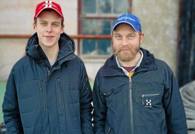 Efter att ha testat telefonerna i sammanlagt sex veckors tid utser Elias Larsson och Torbjörn Lindblom genast tegelstenen Cat S61 till ensam vinnare. Den här bilden är däremot tagen med bästa fotomobilen: Huawei Mate20 Pro.