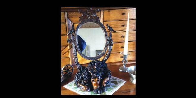 Är den här spegeln djuriskt dyr?