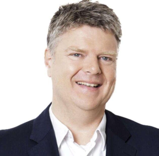 Tim Ørting Jørgensen, ansvarig för Arlas ryska affärer.