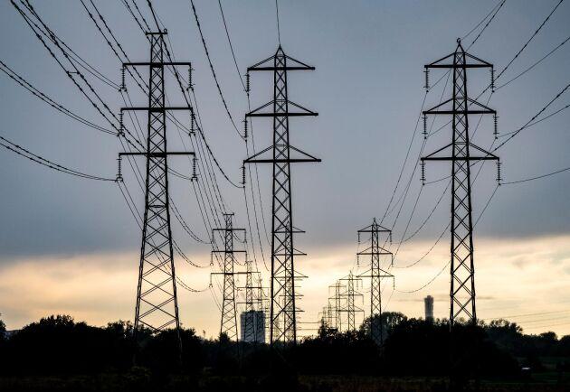 Sveriges elnät behöver förstärkas och utvecklas