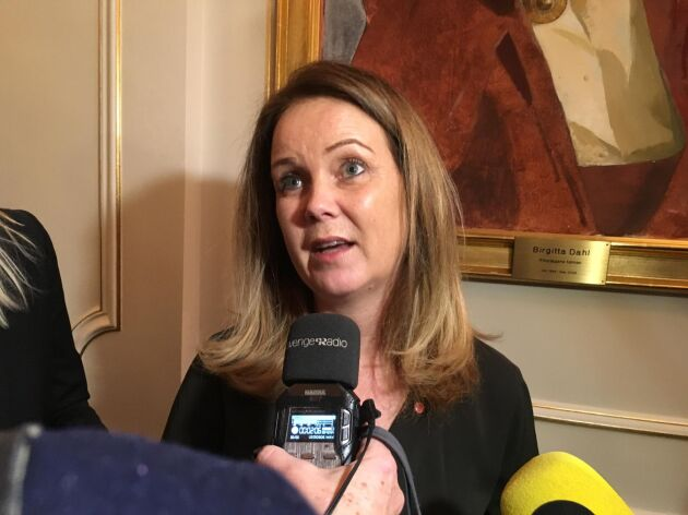 Jennie Nilsson (S) blir ny landsbygdsminister.