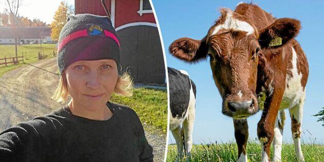"""Debatt: """"Hej, veganer – utan djuren kommer även ni att svälta"""""""