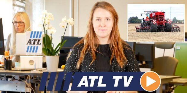 ATL TV: Maskinerna som klarar direktsådd