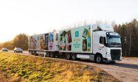 Axfood slutar använda HVO-bränsle