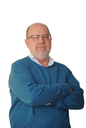 Knut Persson, ledareskribent.