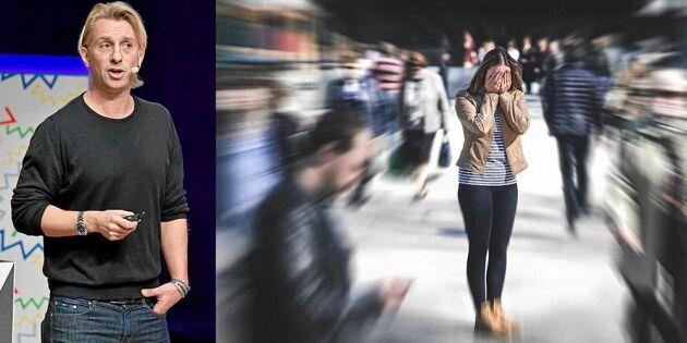 Anders Hansen: 6 gåtfulla reaktioner på stress – lär dig tolka signalerna