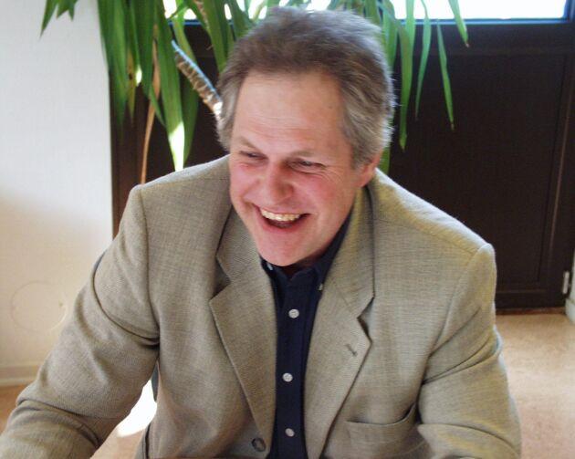 Thomas Lundgren, ordförande i Gefleorten